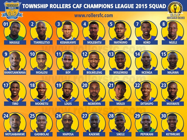 our complete squad for caf champions league 2015 the. Black Bedroom Furniture Sets. Home Design Ideas